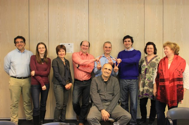 3rd partners\' meeting in Riga