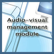 en audiovisual management story